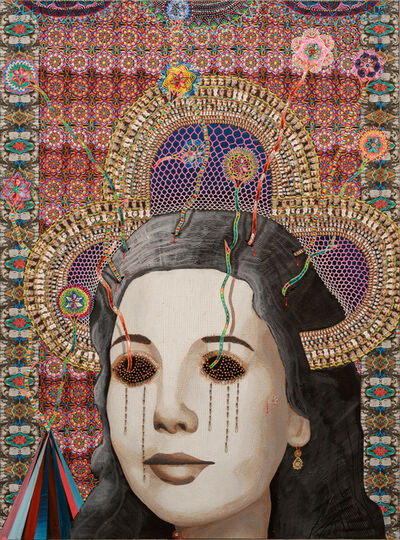 Asad Faulwell, 'Les Femmes D'Alger #61', 2016