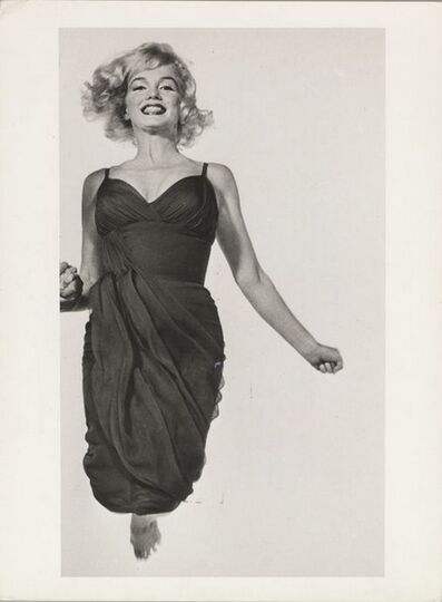Philippe Halsman, 'Marylin Monroe Jump', 1959