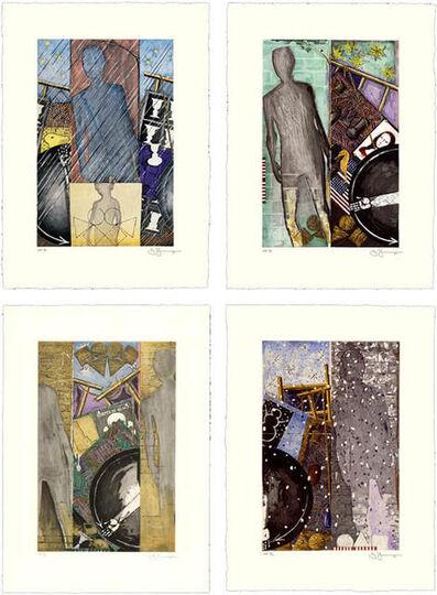 Jasper Johns, 'The Seasons (Spring, Summer, Fall, Winter)', 1987