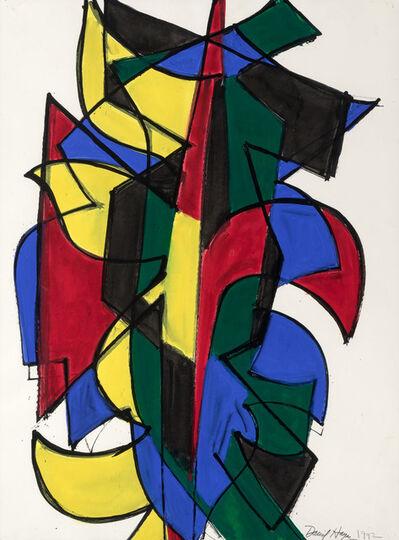 David Hayes, 'Design #3', 1992