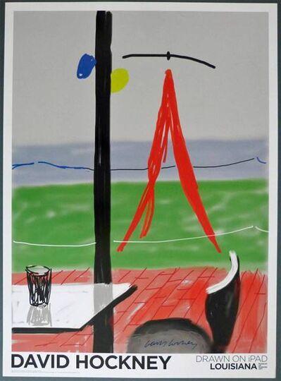 David Hockney, 'Hand Signed 'Untitled, 6 April 2011'', 2011