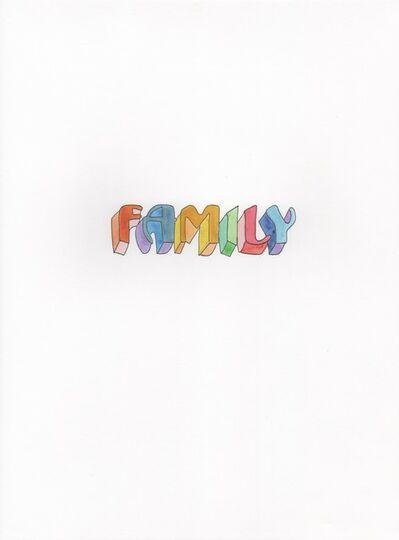 Jonny Detiger, 'Family', 2019