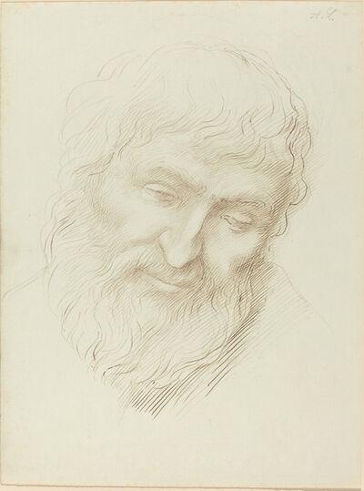 Alphonse Legros, 'Head of a Man'