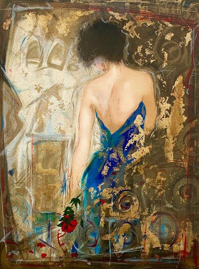 Treby Janet, 'Muse VI', 1997