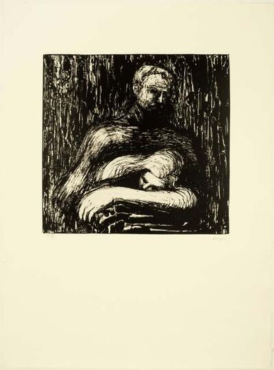 Henry Moore, 'Lullaby', 1973