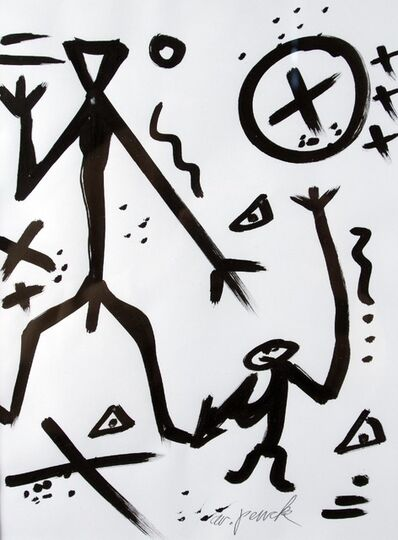 A.R. Penck, 'Untitled', 1988-1992