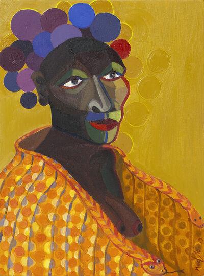 Richard Mudariki, ''The Bridesmaid'', 2015