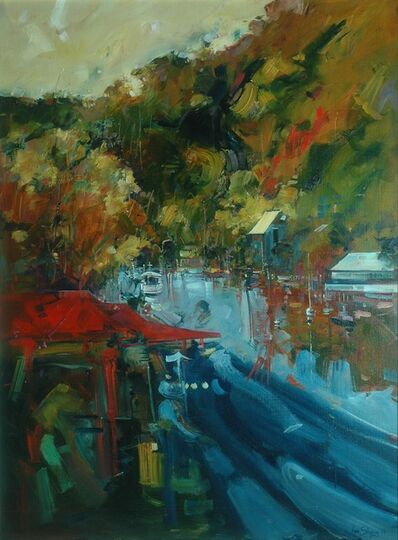 Ken Strong, 'Calming of Berowra', 2014