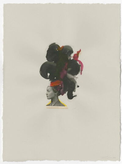 Lorna Simpson, 'The Daughter of...', 2015