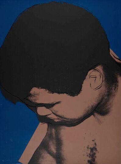 Andy Warhol, 'Muhhamad Ali ', 1978