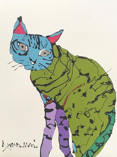 Ryuma Imai, 'Cat', 2018