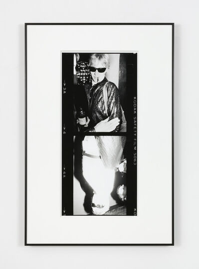 Bruce Conner, '27 PUNK PHOTOS:07, CHANGING SKIN', 1978