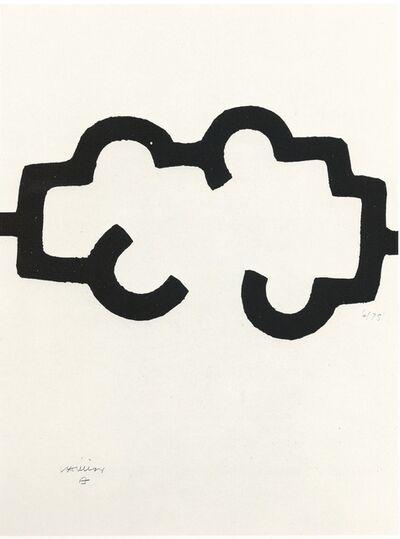 Eduardo Chillida, 'Lurrak', 1980