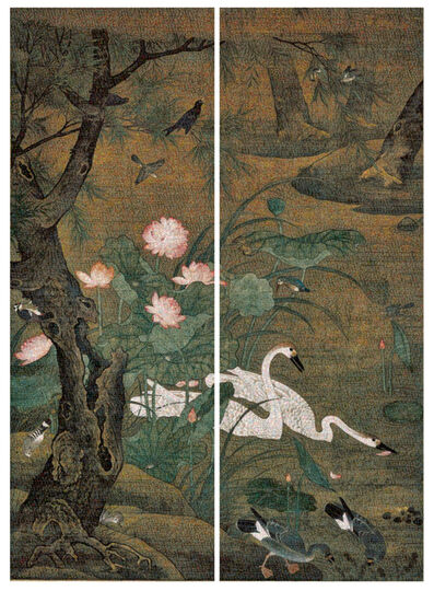 Guo Jian 郭剑, 'The Birds No. 4', 2016