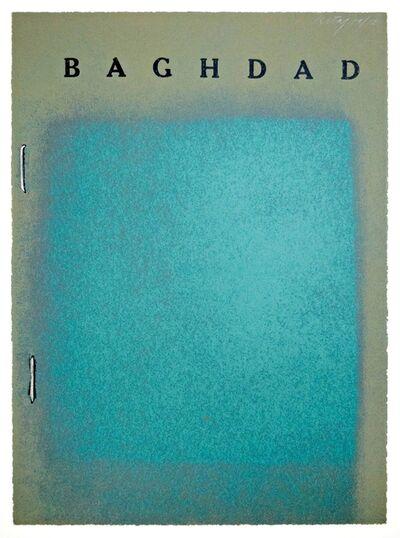R. B. Kitaj, 'BAGHDAD', 1972