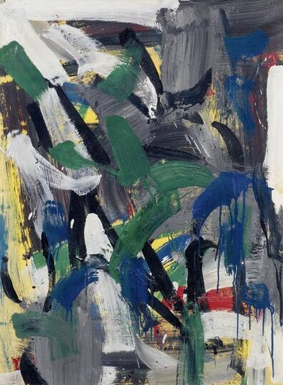 Jean-Paul Riopelle, 'Untitled', 1958
