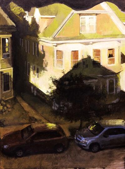 Andrew Haines, 'Green Sun', 2017