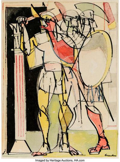 Romare Bearden, 'Untitled', circa 1947-48
