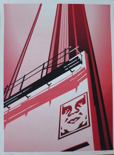 Shepard Fairey, 'Sunset and Vine', 2011