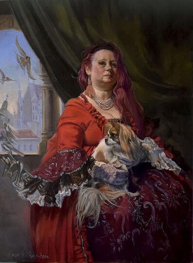 Victoria von Kap-herr, 'Swallows', 2020