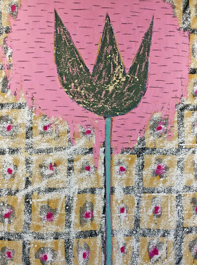 Adam Handler, 'Late July Tulip', 2018