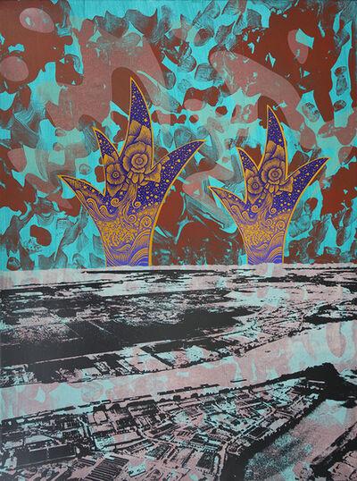 Shinsuke Minegishi, 'Resurrection - Buds', 2014