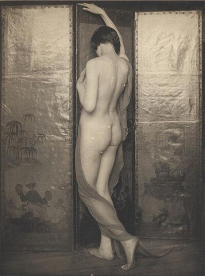 Margaret Watkins, 'Academic Nude - Tower of Ivory', 1924