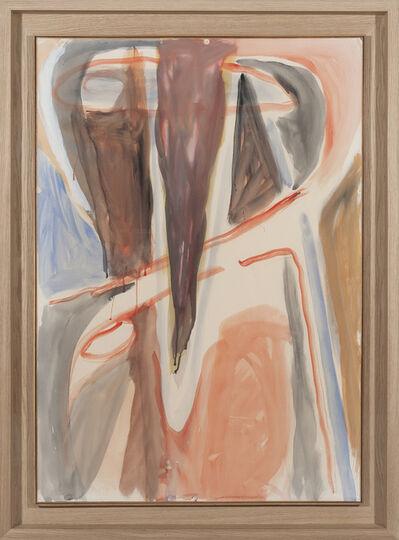 Bram van Velde, 'Composition', 1967