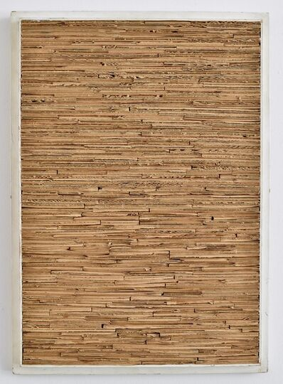 Jan Schoonhoven, 'R 77-2', 1977