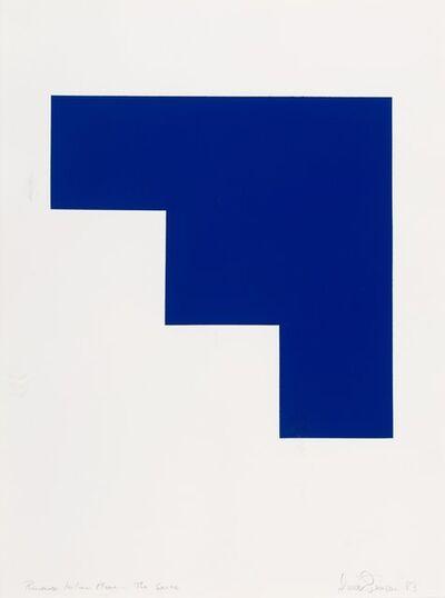 David Simpson, 'Reverse Incline Plane-The Source', 1983