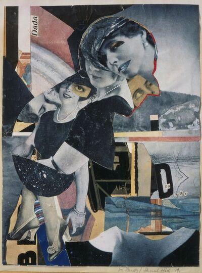 Hannah Höch, 'Da-Dandy', 1919