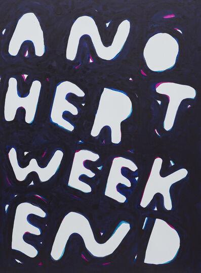 Stefan Marx, 'Another Weekend', 2019