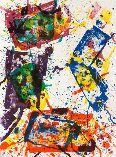 Sam Francis, 'Untitled', 1982