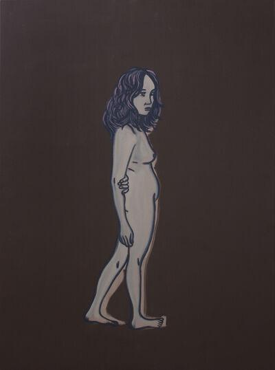 Hubert Schmalix, 'Woman 2', 2016