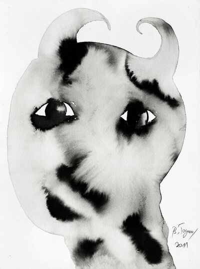 Barthélémy Toguo, 'Devil Heads XI', 2011