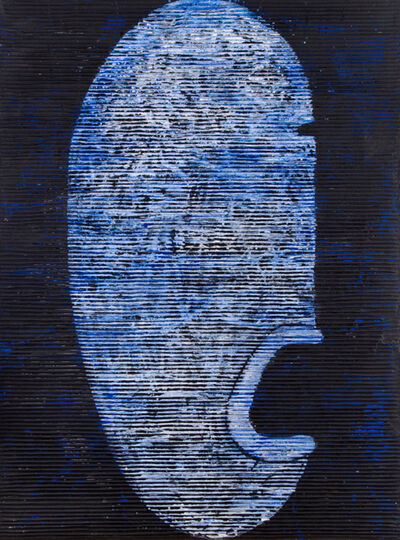 William S. Dutterer, 'Untitled [Bluehead]', 1998
