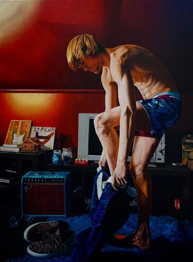 Alex Blas, 'Austin Mueller', 2017