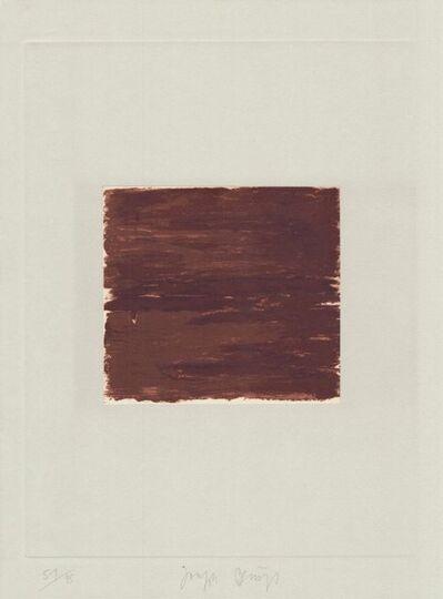 Joseph Beuys, 'Schwurhand: Lumen', 1970-1980