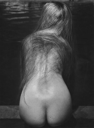 Ruth Bernhard, 'At the Pool', 1951-printed 1976 by the photographer
