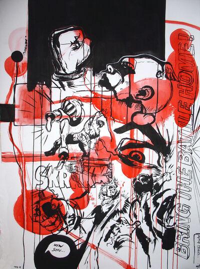 Vuk Vidor, 'Mash 32', 2009