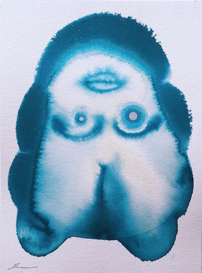 Shamona Stokes, 'Turquoise Venus', 2020