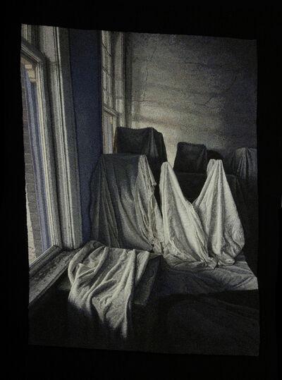 Carol Shinn, 'SHROUDED AND WAITING', 2015