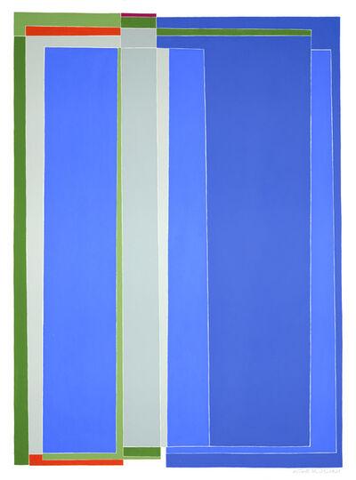 Dominique Gerolini, 'Blue 2', 2016