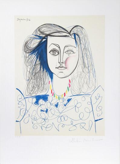 Pablo Picasso, 'Portrait de Femme, 1946', 1979-1982