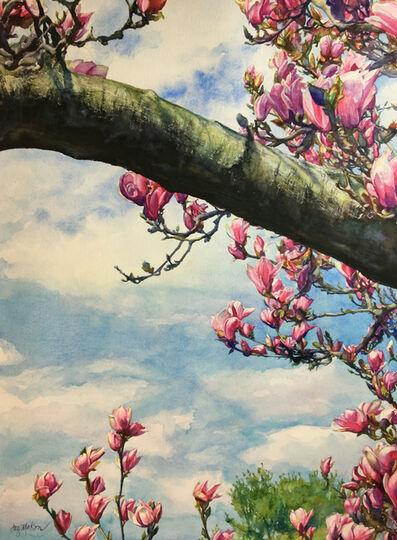 Joy Makon, 'The Sky Goes In First', 2018
