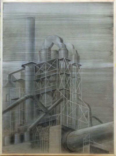Péter Mátyási, 'Fabrica de ciment', 2018