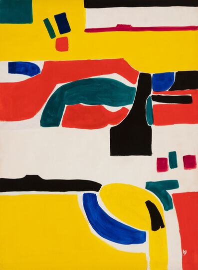 George Vranesh, 'Untitled 2', 1957–58