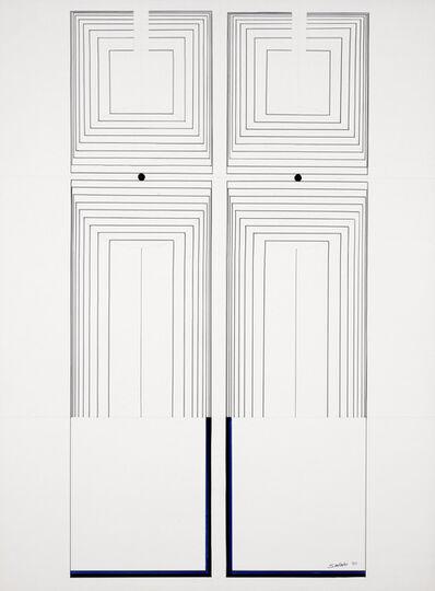 Ibrahim El-Salahi, 'Oxford Tree', 2001