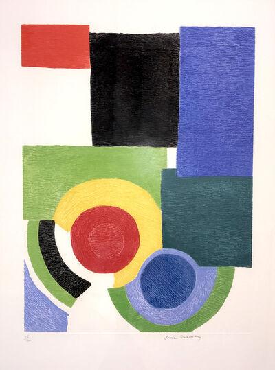 Sonia Delaunay, 'Gravure I', 1970