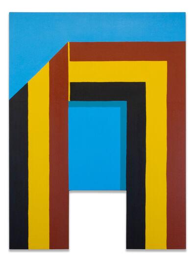 Matthew King, '283b (Recurring Paintings)', 2019